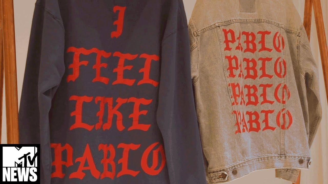 Inside Kanye Wests The Life Of Pablo Pop Up Shop
