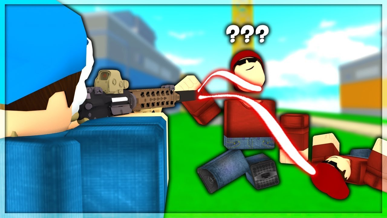 Level 0 To 100 In Arsenal Do I Hack Ep 8 Roblox Youtube