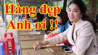 Chợ đá quý Lục Yên - Yên Bái.  Du lịch Lục Yên - Yên Bái #3   GÁI BẢN