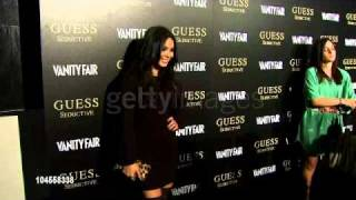 Baixar Vanessa Hudgens at the GUESS and Coty Beauty Worldwide Launch of Seductive