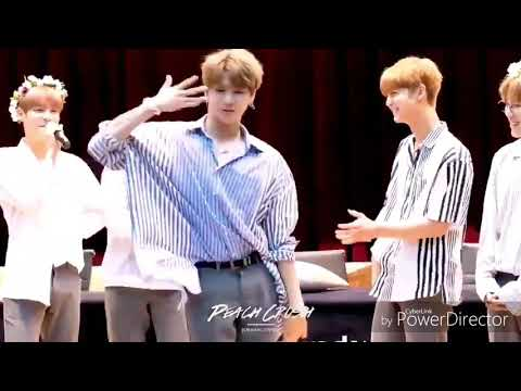 Kang Daniel being a cutie and dancing to signal