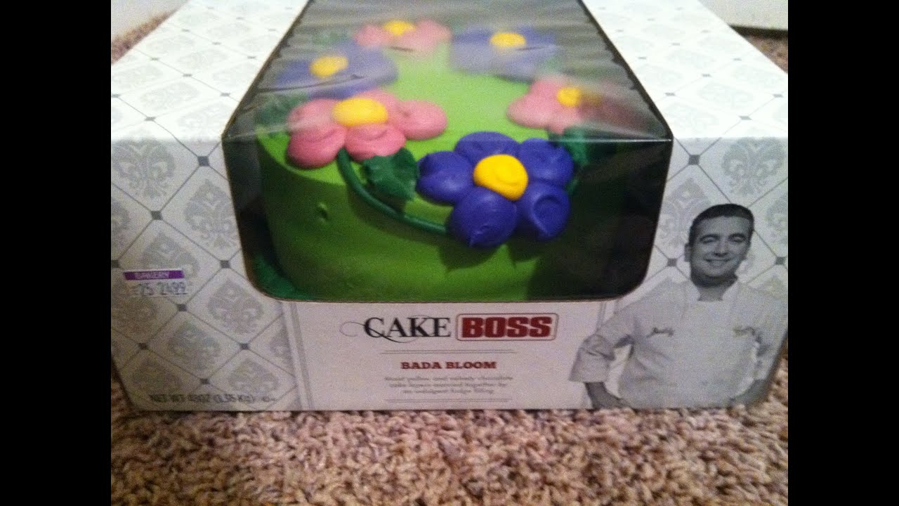 Bada Bloom Cake
