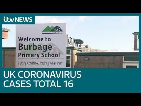 First Coronavirus Diagnosis In Northern Ireland | ITV News