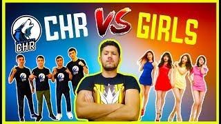 Gambar cover CHR vs 16 ҚЫЗ 😍 ЧЕЛЛЕНДЖ: ОХОТА НА CHR! 👭👭