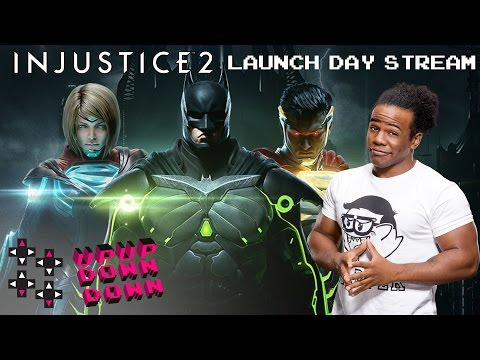Free Injustice 2 codes and story mode! — UpUpDownDown Streams