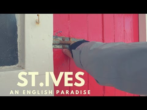 ST IVES | An English Paradise | UK Travel Video