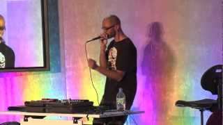 JASON SINGH - The Crow @ The Music Tech Fest