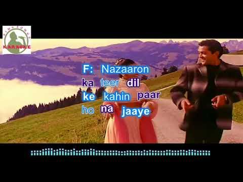 NA MILO KAHIN PYAR Hindi karaoke for Male singers