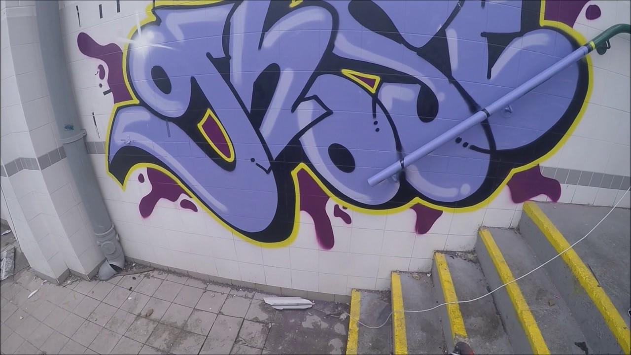Graffiti ghost ea tags throws dubs
