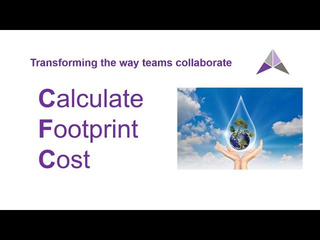 Calculate Footprint (Cost) Tutorial