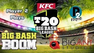 Player 2 Plays - Big Bash Boom