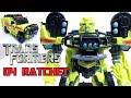 【スタシ?オシリース? 】トランスフォーマー SS-04 ラチェット ヲタファの変形レビュー / Transformers Studio Series 04 Ratchet