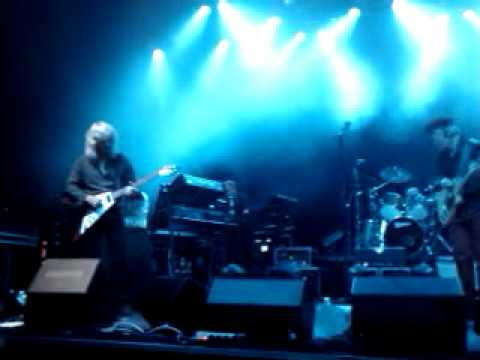 Eloy live 2011 Basel