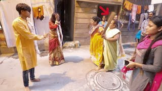 | Marriage Prank on INDIAN MOM Gone Horribly WRONG - PLEASE USE HEADPHONES |