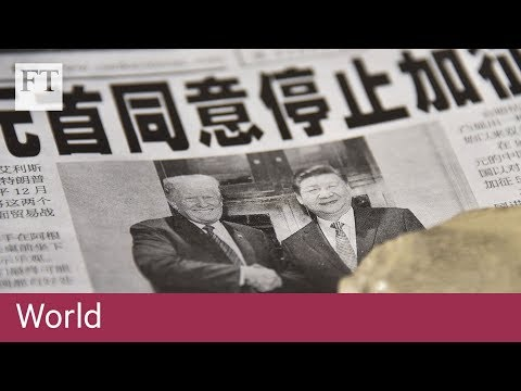 US gives China time in trade war