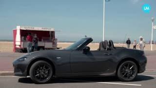 MAZDA MX-5 : le roadster romantique