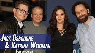 Jack Osbourne & Katrina Weidman -  Coffee Shop Assault, Paranormal Stories, Ozzy's Health