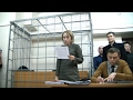 Ирина Хрунова просила отпустить Мерзлякова под домашний арест или под залог