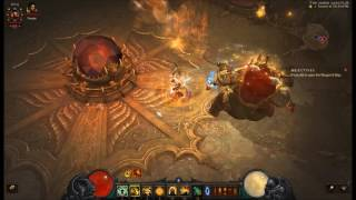 Diablo 3 | Season 8 | 2.4.2 | T11 | Wave of Light / One Punch Monk | The Vault