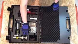 Монтажный инструмент Рехау ( Rehau )(В видео представлен аккумуляторный монтажный инструмент Rehau Rautool A-light 2 ( пресс ) и Rautool Xpand ( расширитель )., 2014-09-07T19:11:11.000Z)