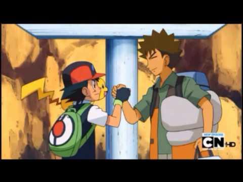 Pokemon-Sinnoh League Victors: Ash and Brock Part Ways.