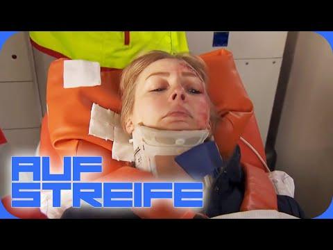 Angefahrene Frau: Unfall oder Absicht? | Auf Streife | SAT.1