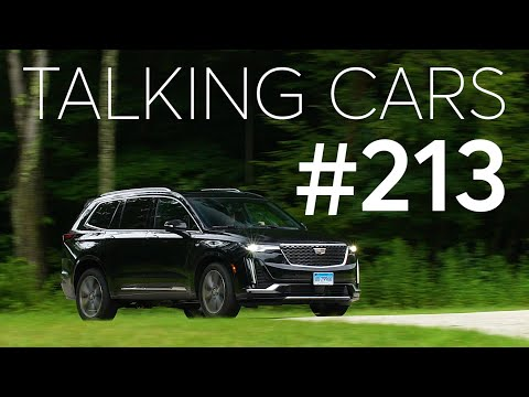 2020 Cadillac XT6 First Impressions; Why Are Wagons Going Away? | Talking Cars #213