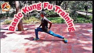 Shaolin Kungfu | Martial Arts Training Level 1