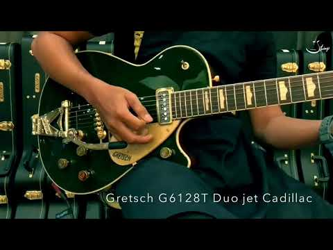 Strings Test - Gretsch G6128T Duo jet Cadillac