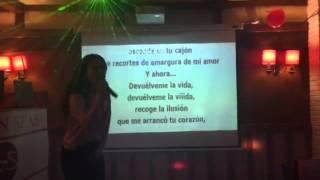 Ibtissam karaoke