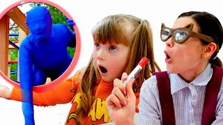 Fun children's story how to behave children
