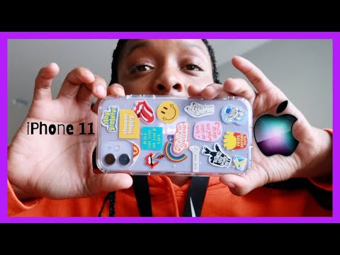 💜UPGRADING HER IPHONE 8 PLUS TO IPHONE 11 + UNBOXING💜