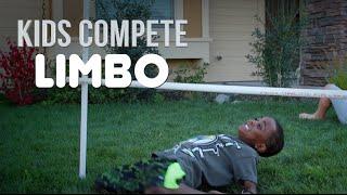 LIMBO GAME | Kids Compete!
