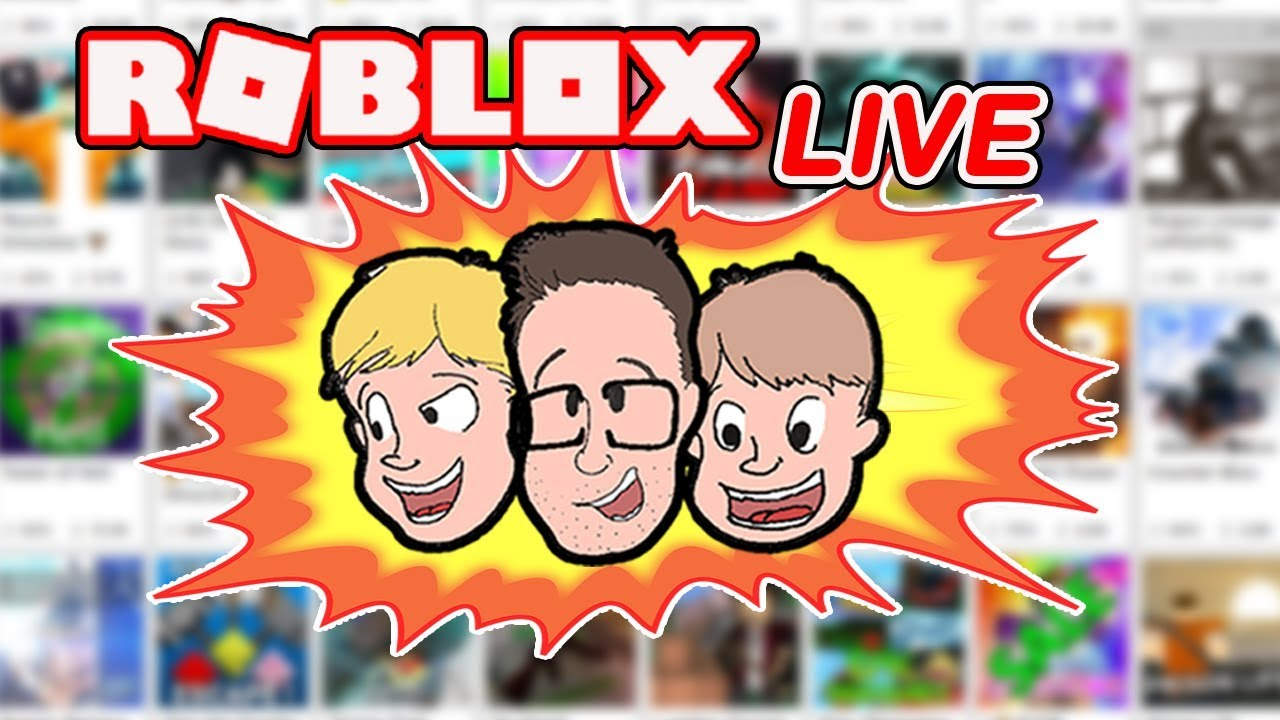 Roblox LIVE | New Game Every 10 Minutes | Family Friendly | Schlamaddy