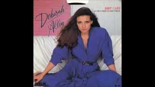Deborah Allen -- Time Is Taking You Away From Me (B-side to Baby I Lied)