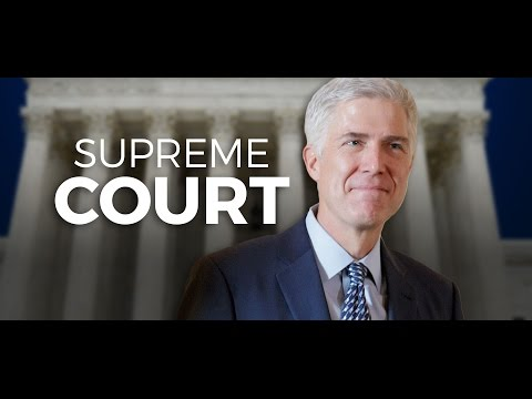 LIVE STREAM: Senate VOTE for Judge Neil Gorsuch Supreme Court Nominee: Nuclear Option