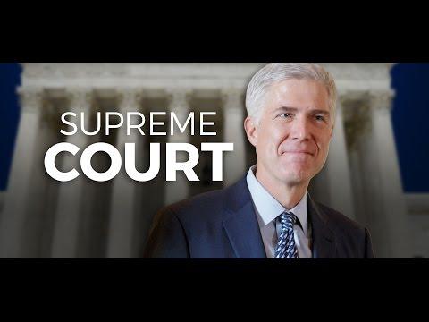 LIVE STREAM: Senate VOTE for Judge Neil Gorsuch Supreme Court Nominee: Nuclear Option