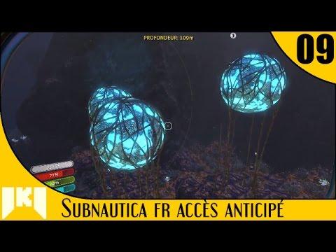 [FR] Subnautica Accès Anticipé – 09 – Nouveau biome