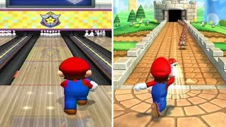 Evolution of Bowling Minigames in Mario Party Games