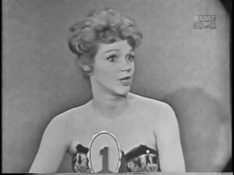 To Tell the Truth - Gambling odds expert; Burlesque dancer (Apr 7, 1960)