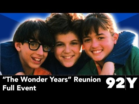 The Wonder Years Reunion with Fred Savage, Danica McKellar and Josh Saviano Full Event