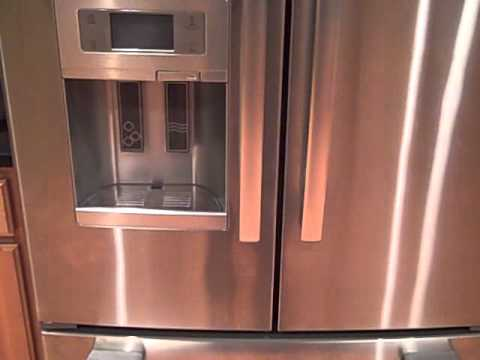 Whirlpool Refrigerator Halloween Nightmare Youtube