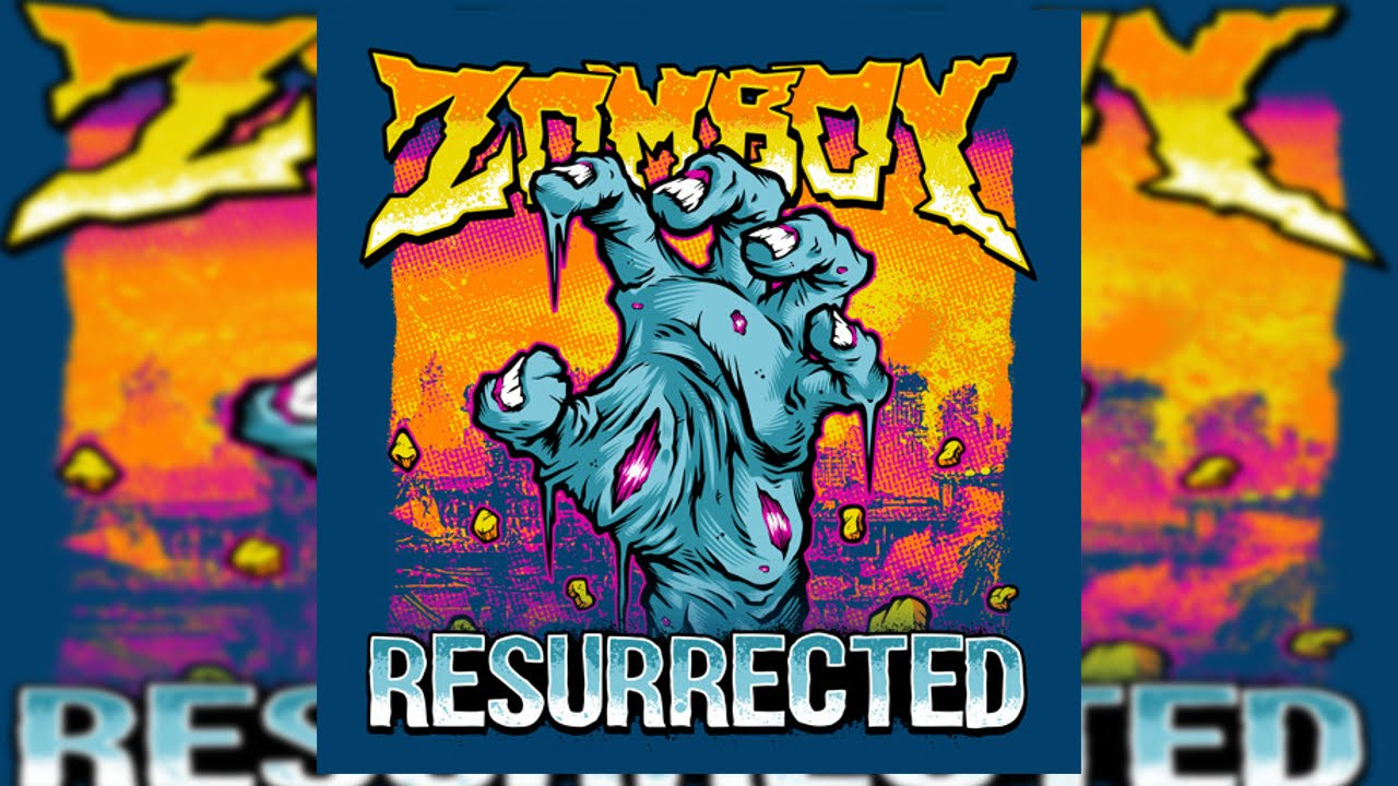 zomboy resurrected album
