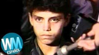 ¡Top 10 ESCALOFRIANTES Asesinos Seriales de Latinoamérica!
