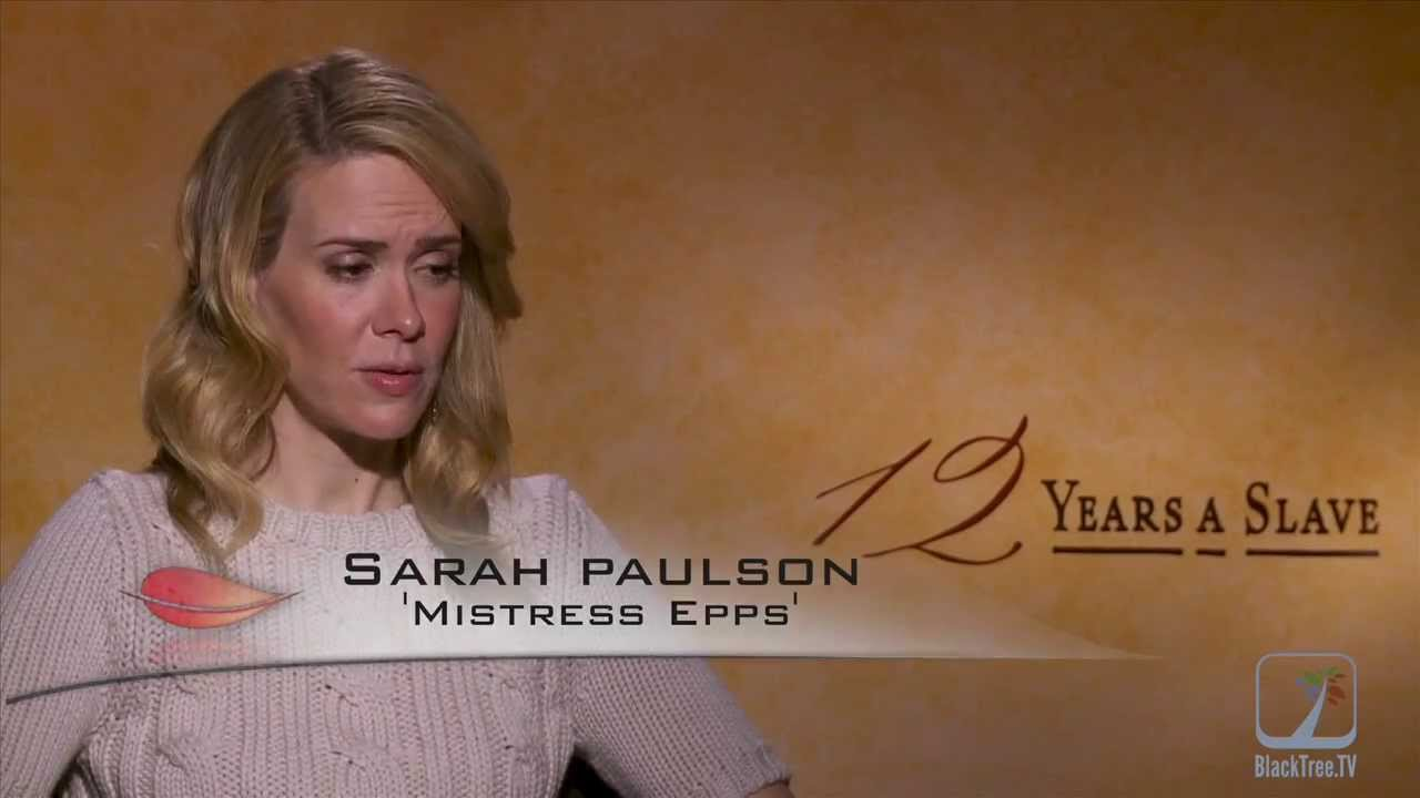 Image result for sarah paulson in 12 years a slave