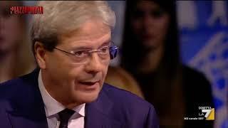 Paolo Gentiloni: 'Conte ha un problema, due vicepremier che mezzo mondo considera i padroni ...