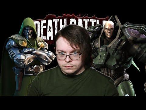 THE PRESCRIPTION IS DOOM! | Lex Luthor VS Doctor Doom | DEATH BATTLE REACTION! - SpectralStar