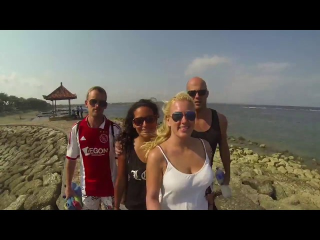 A round of Bali