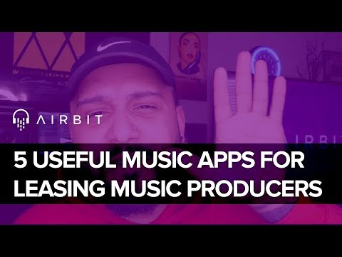 5 Useful Mobile Apps For Leasing Music Producers