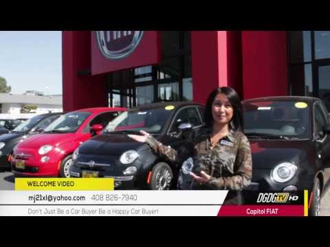 Mellisa Joy Richardson-Sales Consultant | Capitol FIAT | San Jose,CA